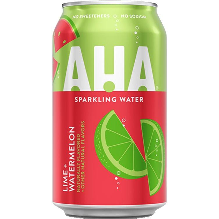 AHA Lime Watermelon 12oz thumbnail