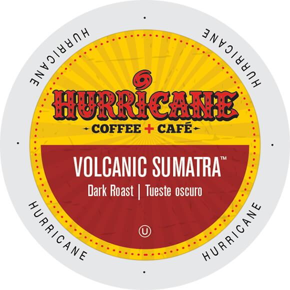 K-Cup Hurricane Volcanic Sumatra thumbnail