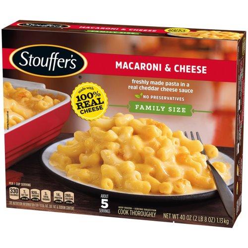 Stouffers Mac & Cheese 340g thumbnail