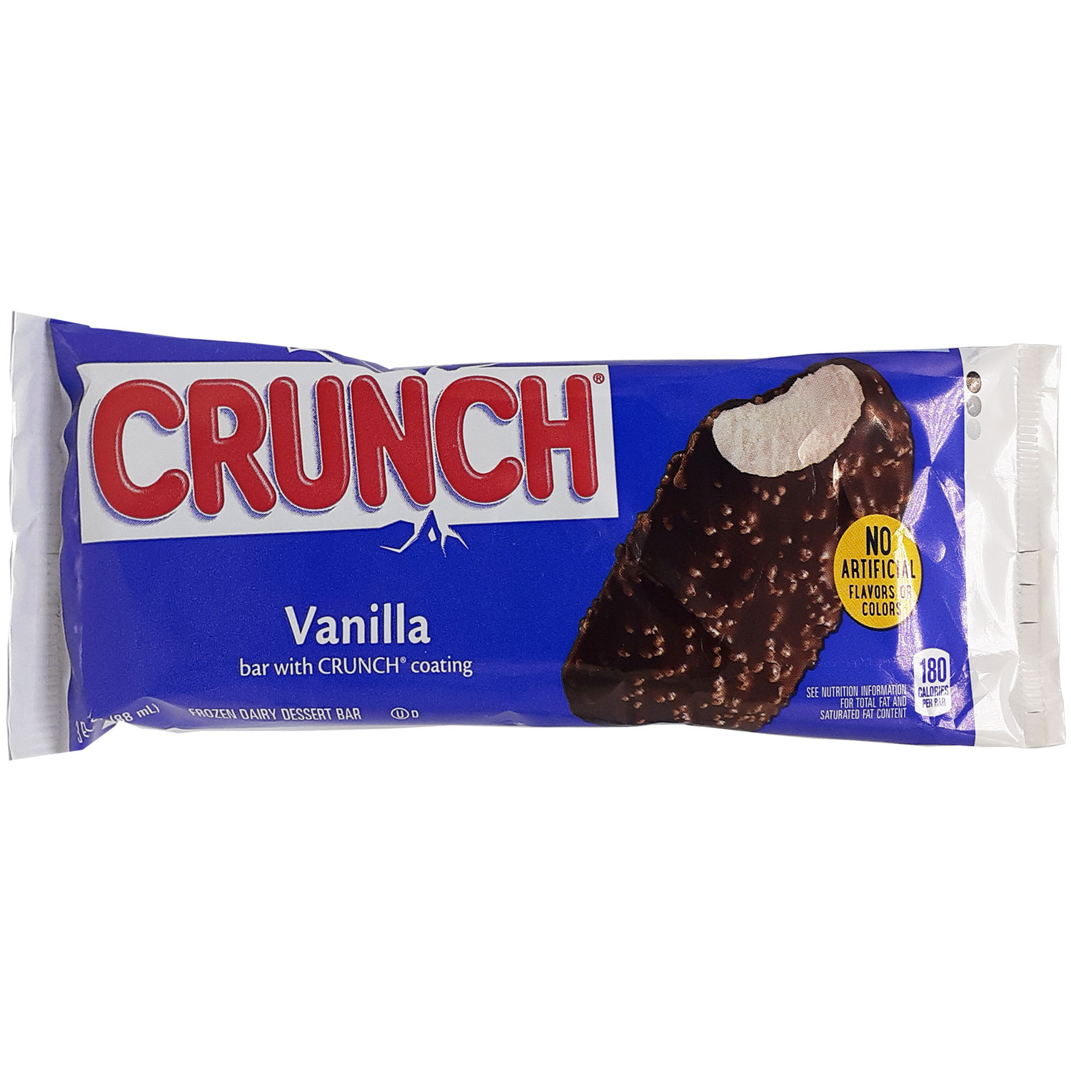 Crunch Vanilla Ice Cream Bar thumbnail