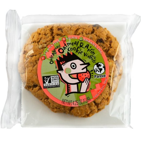 ABC Oatmeal Raisin Cookie thumbnail