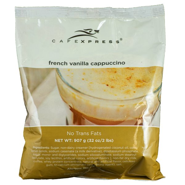 Cafe Xpress French Vanilla Cappuccino thumbnail