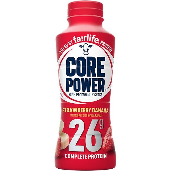 Core Power Strawberry Banana 14oz thumbnail