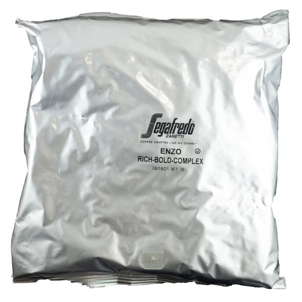 Segafredo Enzo Whole Bean 2lb Bags thumbnail