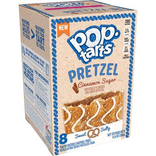 Pop Tarts Pretzel Cinnamon Sugar thumbnail