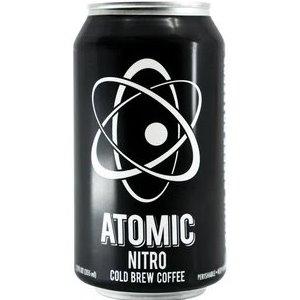 Atomic Coffee Roasters Nitro Cold Brew Can 12oz thumbnail