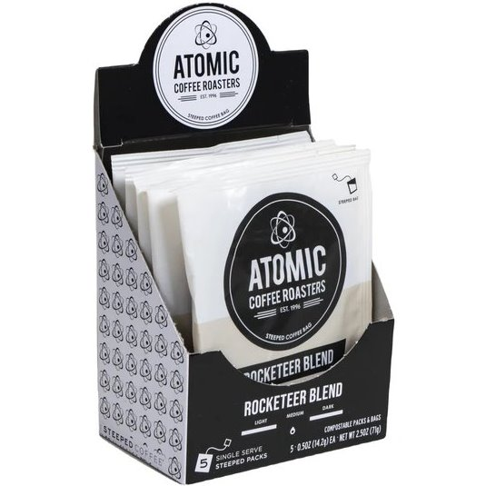 Atomic Coffee Roasters Rocketeer Blend 5oz thumbnail