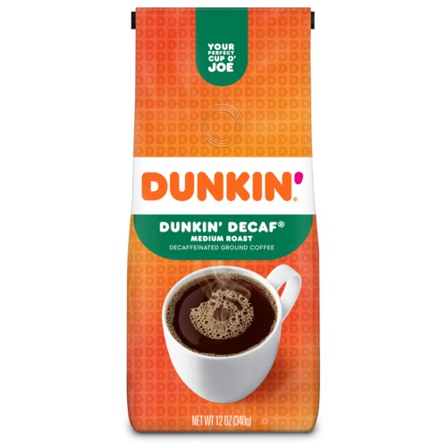 Dunkin Donuts Decaf Ground thumbnail
