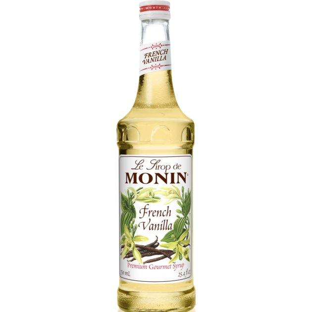 Monin French Vanilla Syrup thumbnail