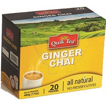 Quik Ginger Tea 20ct thumbnail