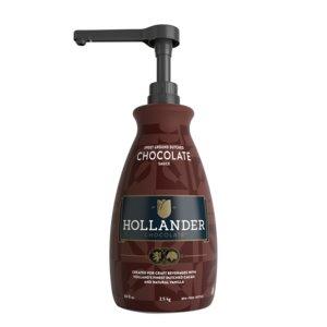 Stone Creek Coffee Hollander Chocolate Sauce 64oz thumbnail