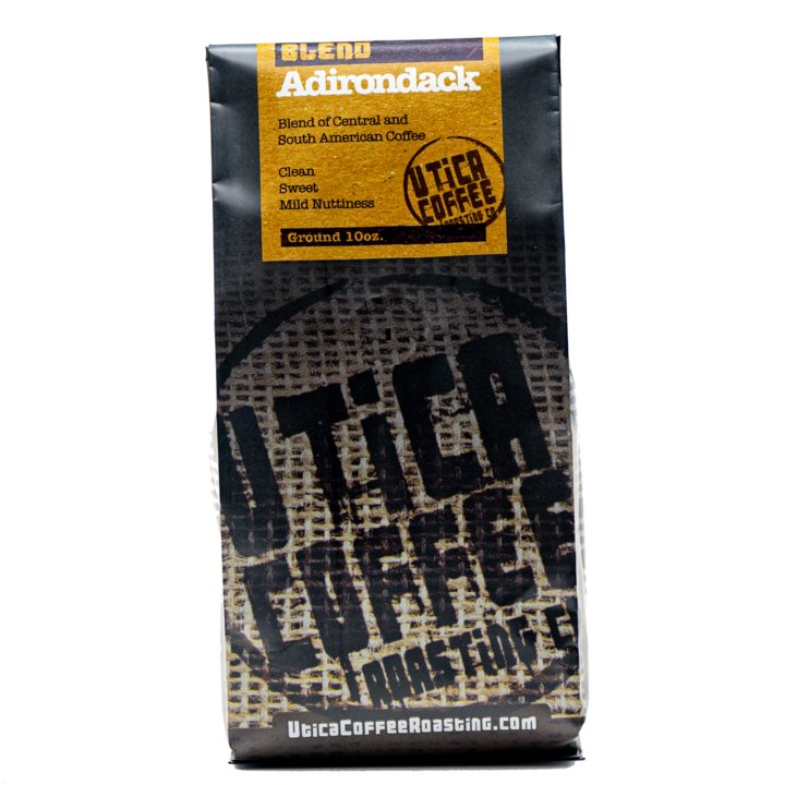 Utica Coffee Roasters Adirondack Ground 10oz thumbnail