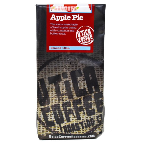 Utica Coffee Roasters Apple Pie Ground 10oz thumbnail
