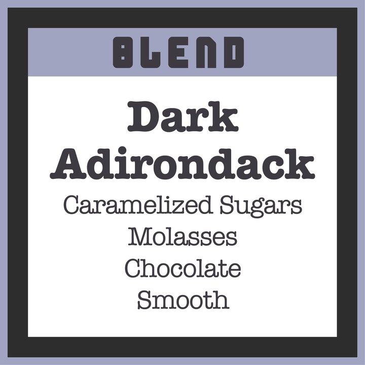 Utica Coffee Roasters Adirondack Dark 7.5oz thumbnail
