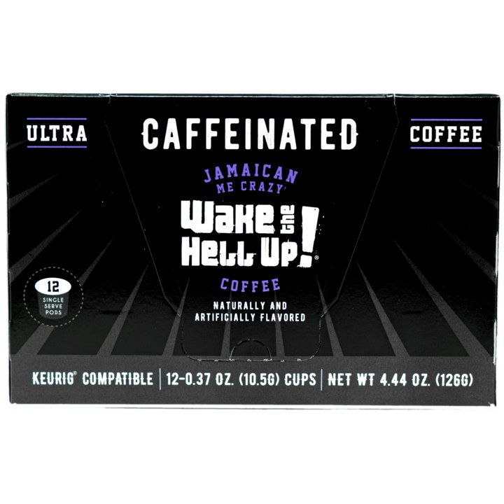 K-Cup Utica Coffee Roasters Jamaican Me Crazy 12ct thumbnail