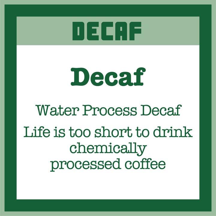 Utica Coffee Roasters Mexico Decaf 5oz thumbnail