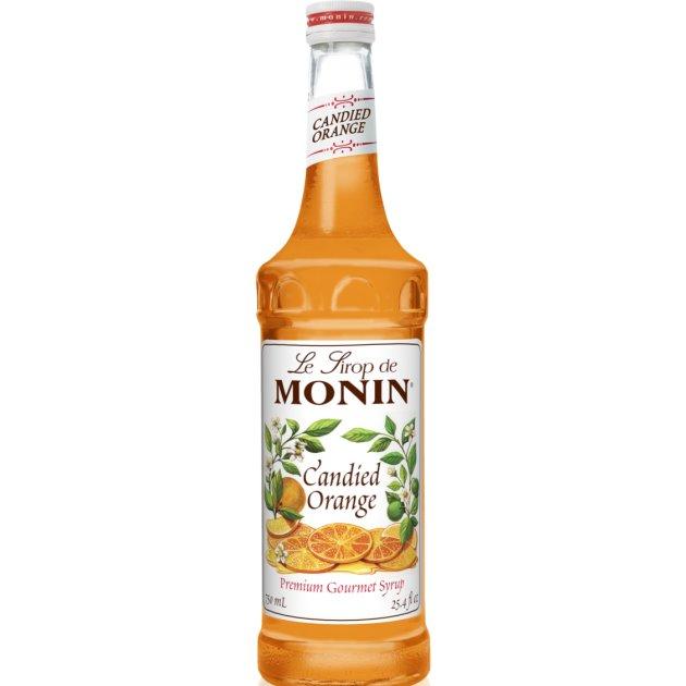 Utica Coffee Roasters Monin Candied Orange Syrup thumbnail