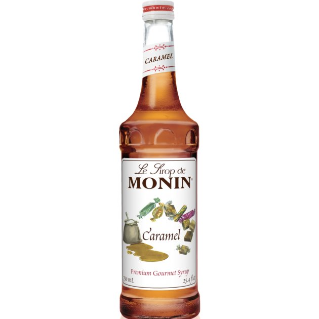 Utica Coffee Roasters Monin Caramel Syrup 750ml thumbnail