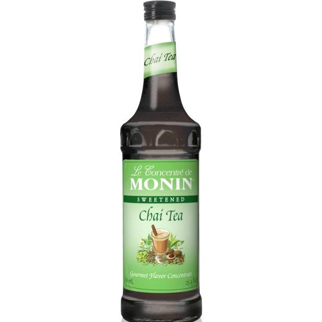 Utica Coffee Roasters Monin Chai Tea Syrup 750ml thumbnail