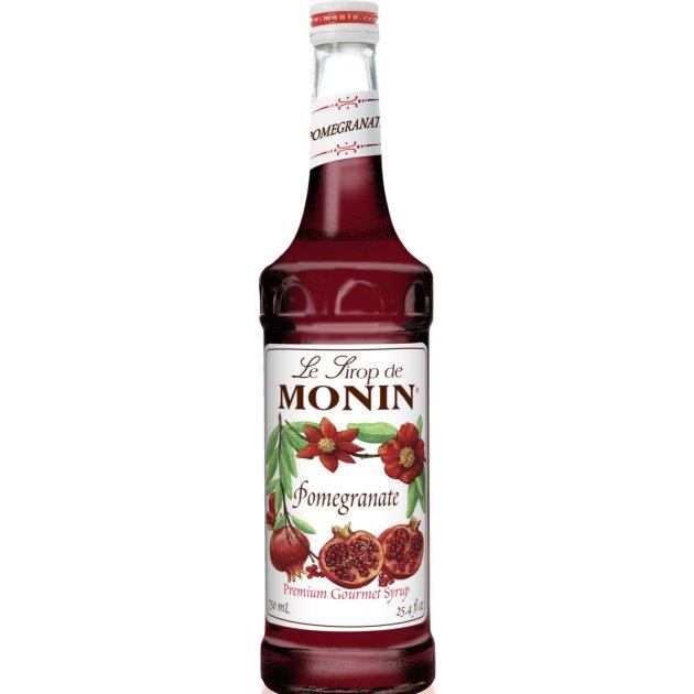 Utica Coffee Roasters Monin Pomagranat Syrup 750ml thumbnail