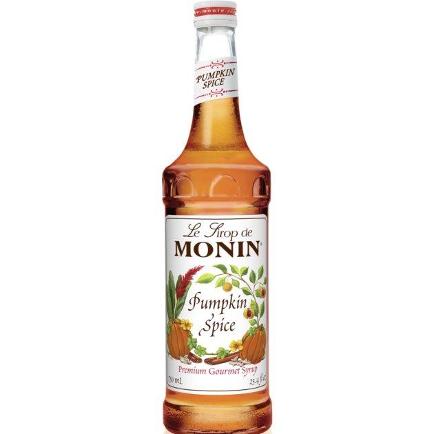 Utica Coffee Roasters Monin Pumpkin Syrup 750ml thumbnail