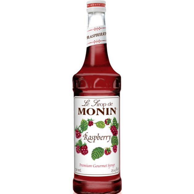 Utica Coffee Roasters Monin Raspberry Syrup 750ml thumbnail
