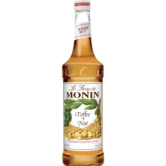 Utica Coffee Roasters Monin Toffee Nut Syrup 750ml thumbnail