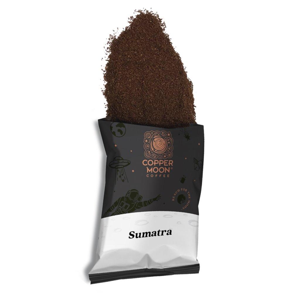 Coppermoon Sumatra Dark Roast 3oz thumbnail