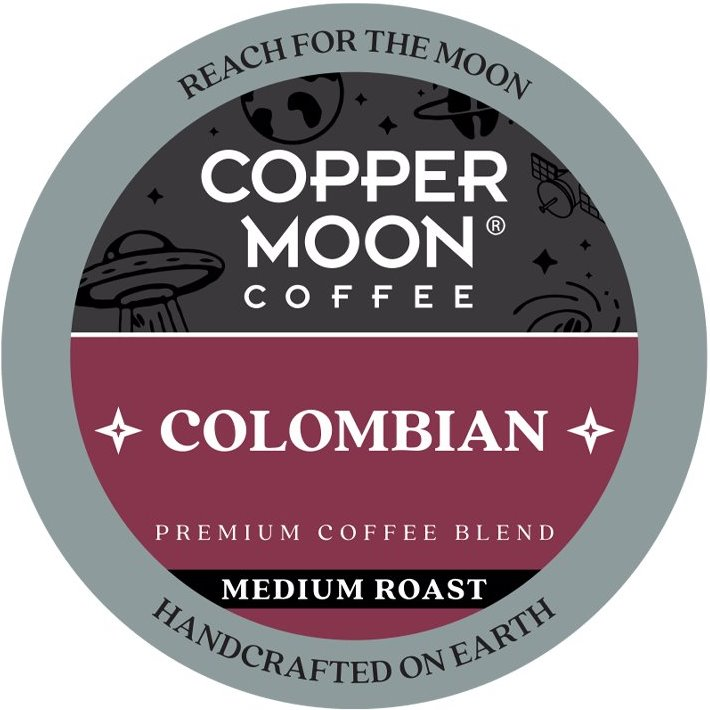 K-Cup Coppermoon Colombian 20ct thumbnail