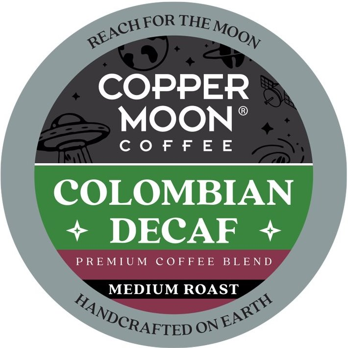 K-Cup Coppermoon Decaf Colombian 20ct thumbnail