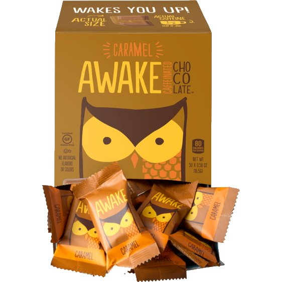 Awake Chocolate Bites .53 oz (Rotating Flavors) thumbnail