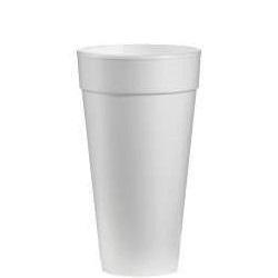 Monogram 10oz Foam Cups thumbnail