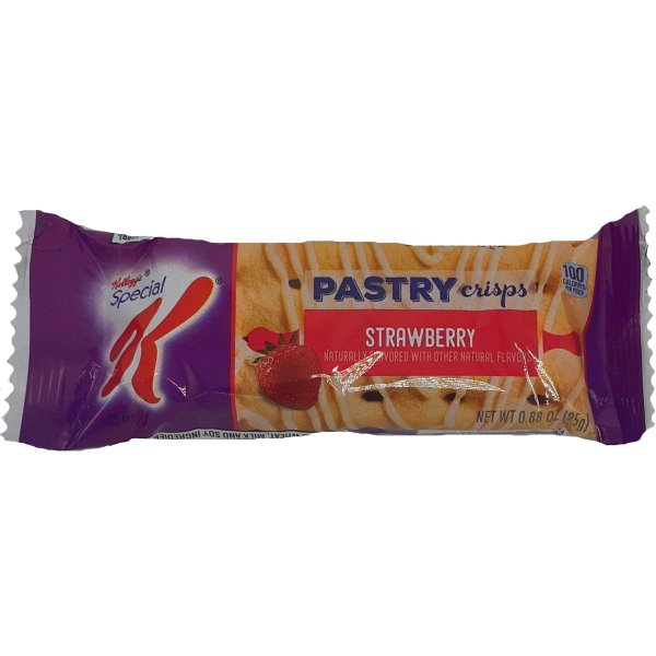 Special K Strawberry Pastry Crisps .88oz thumbnail