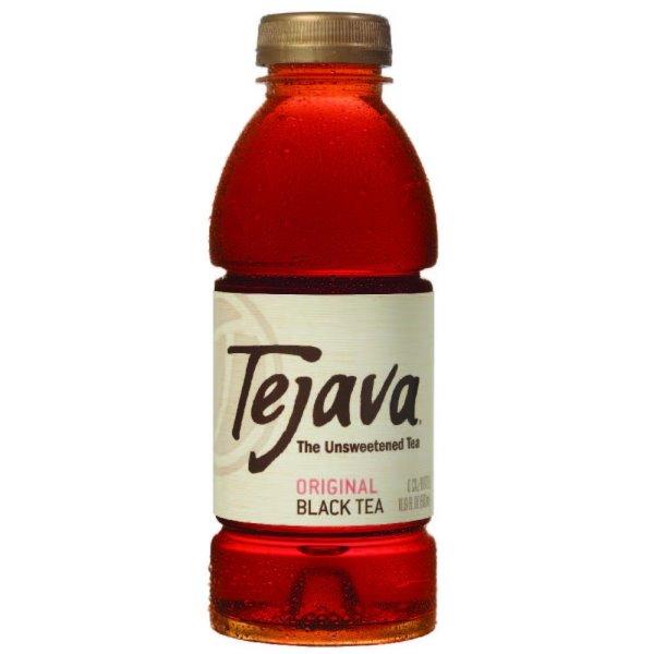 Tejava Black Tea 12oz thumbnail