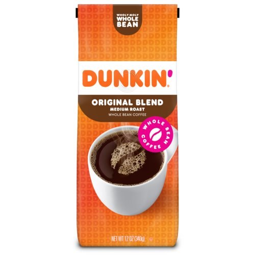 Dunkin Donuts Whole Bean Original 12oz thumbnail