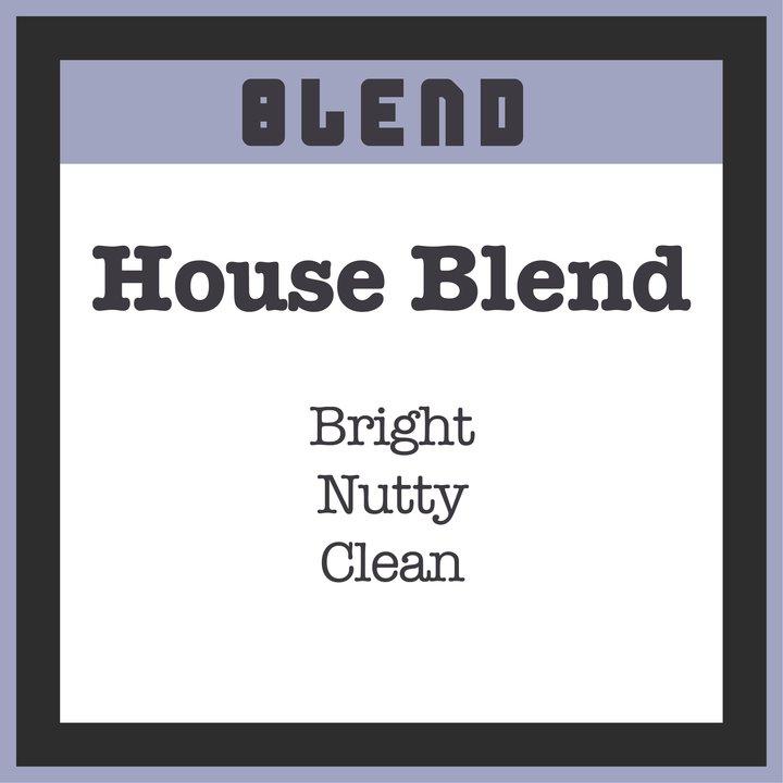 Utica Coffee Roasters House Blend 5oz thumbnail