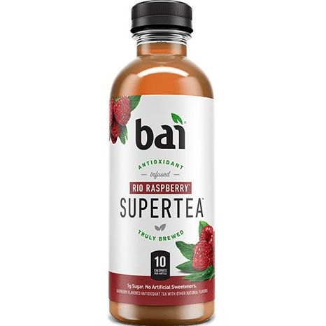 Bai Rio Raspberry Super Tea 18oz thumbnail