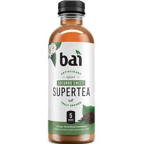 Bai Socorro Sweet Super Tea 18oz thumbnail