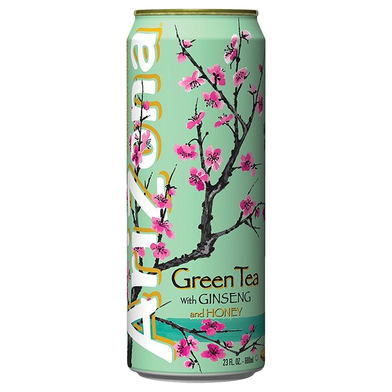 Arizona Green Tea with Ginseng & Honey thumbnail