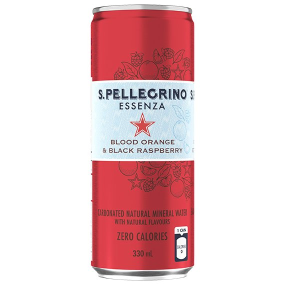 San Pellegrino Blood Orange Pear 11.5oz thumbnail