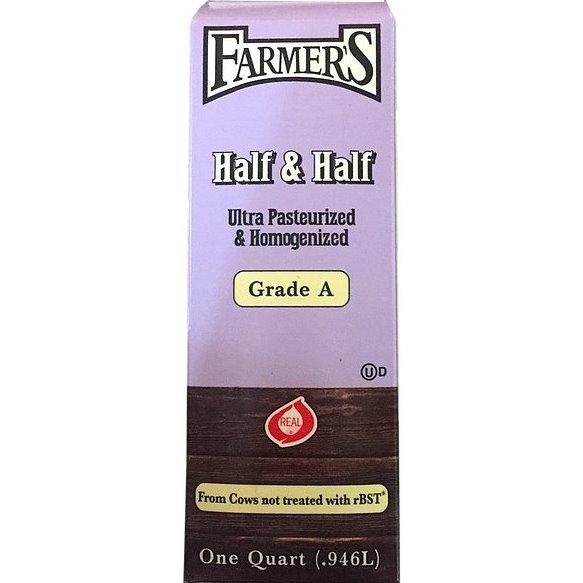 QT Farmers Natural Half and Half thumbnail