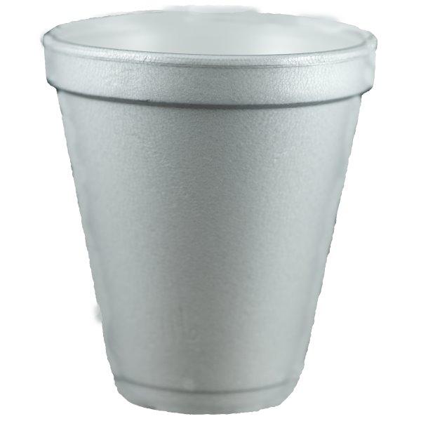 10oz Wrapped White Hot Cup thumbnail
