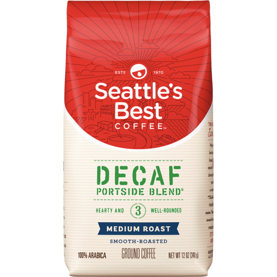 Seattle's Best Ground Decaf Portside Blend thumbnail