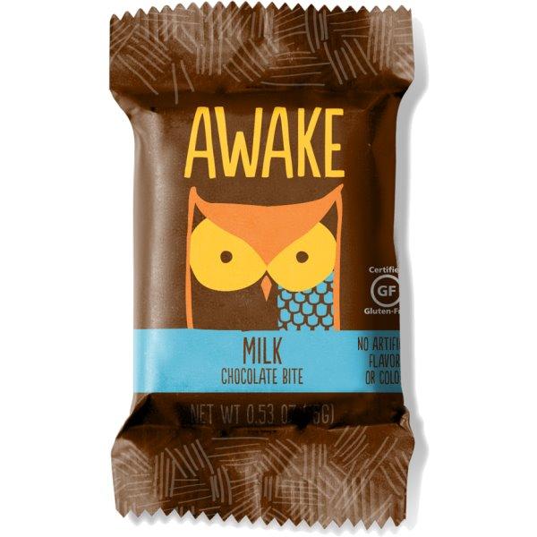 Awake Milk Chocolate Bites thumbnail