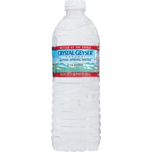 Crystal Geyser Water 16.9oz thumbnail