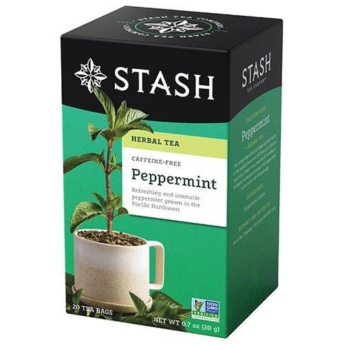 Stash Peppermint Herb 30ct thumbnail