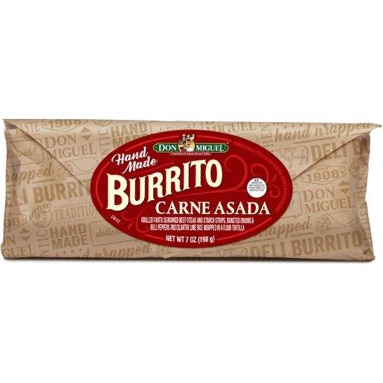 Don Miguel Carne Asada Burrito thumbnail