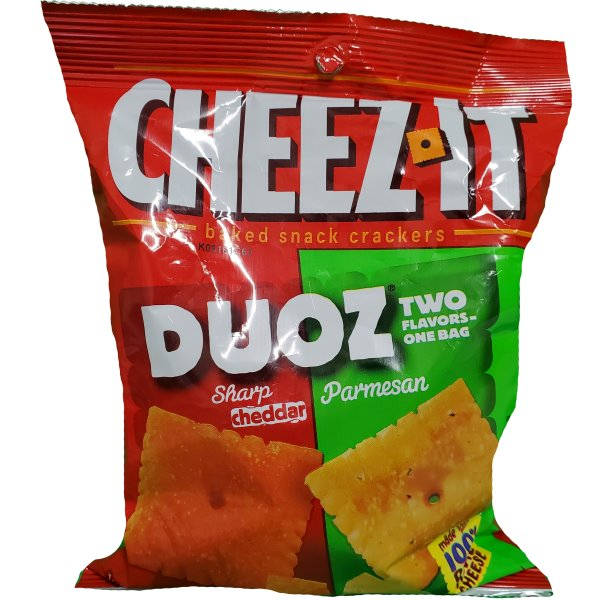 Cheez-It Duos Sharp Cheddar thumbnail
