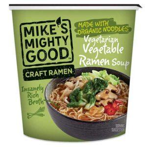 Mikes Mighty Good Vegetable Ramen Soup thumbnail