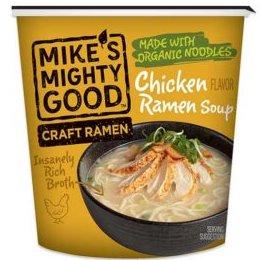 Mikes Mighty Good Chicken Ramen Soup thumbnail